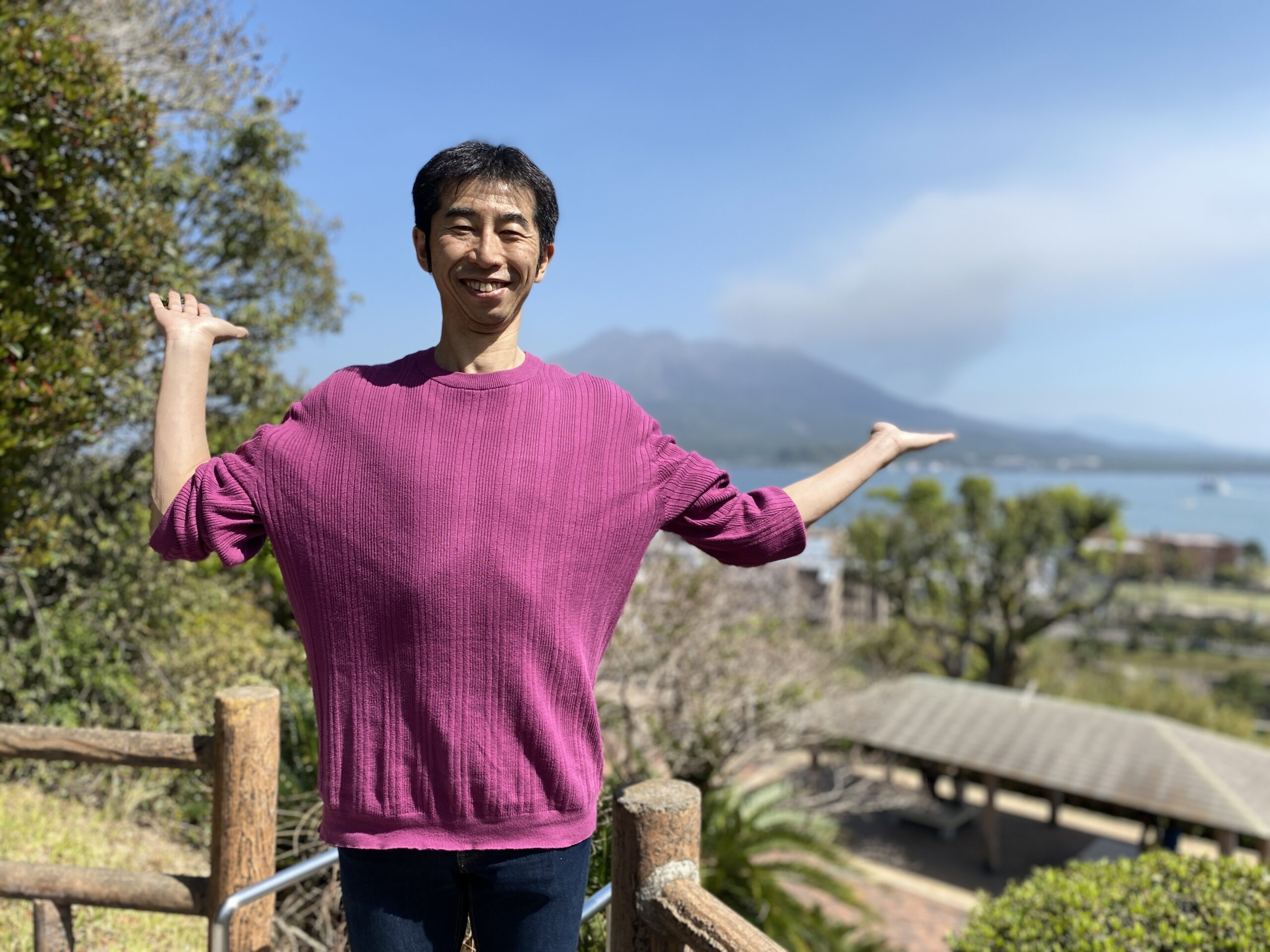 高島亮さんと行く鹿児島歴史探訪