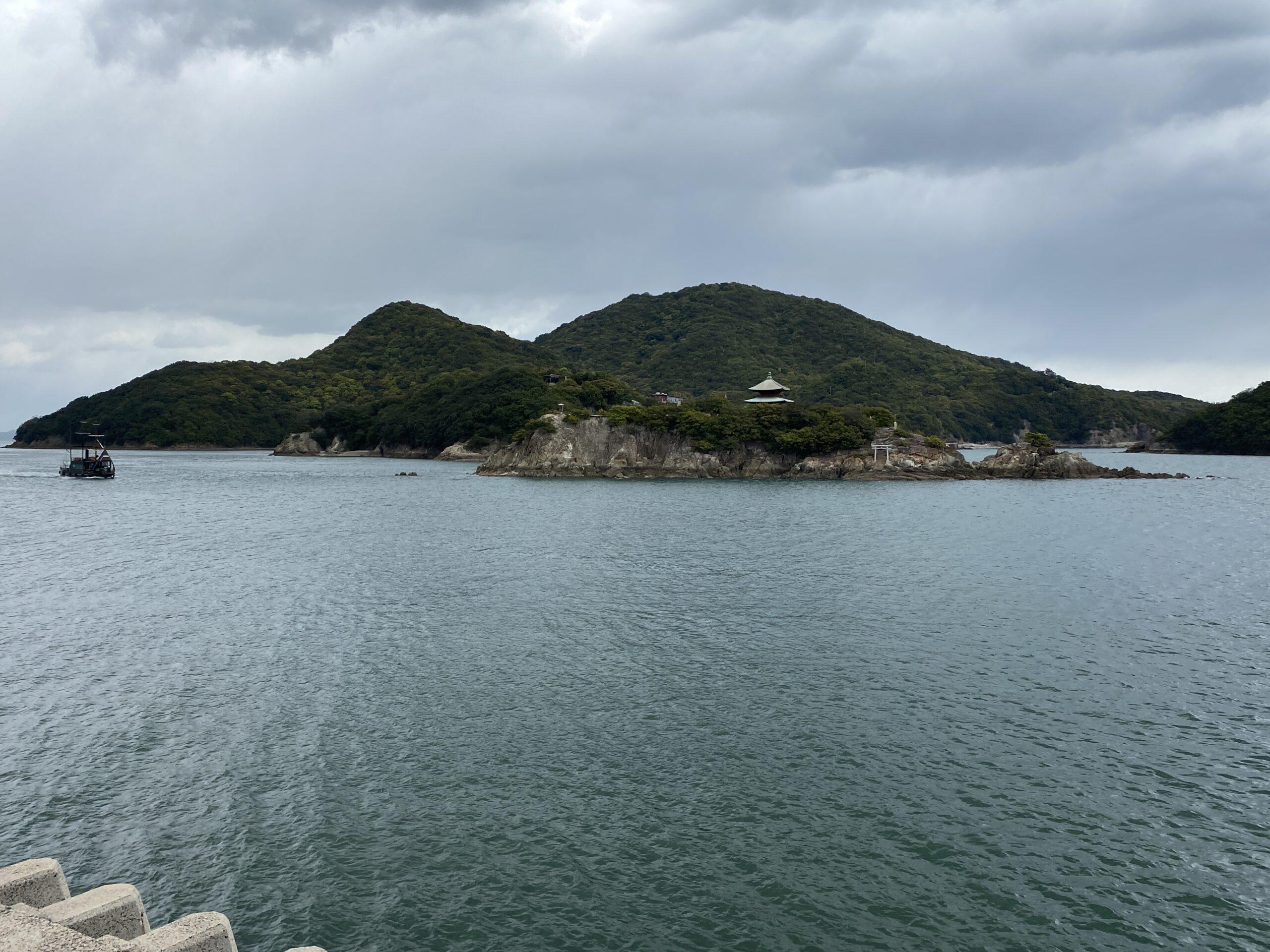 仙酔島レポ
